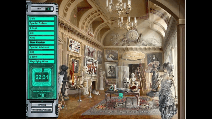 Hidden Mysteries: Buckingham Palace for Mac - review, screenshots