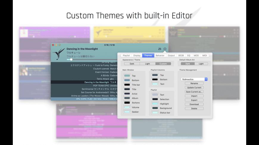 Colibri for Mac - review, screenshots