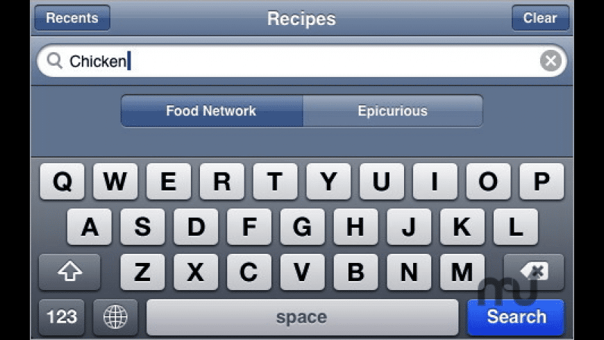 iRecipes for Mac - review, screenshots