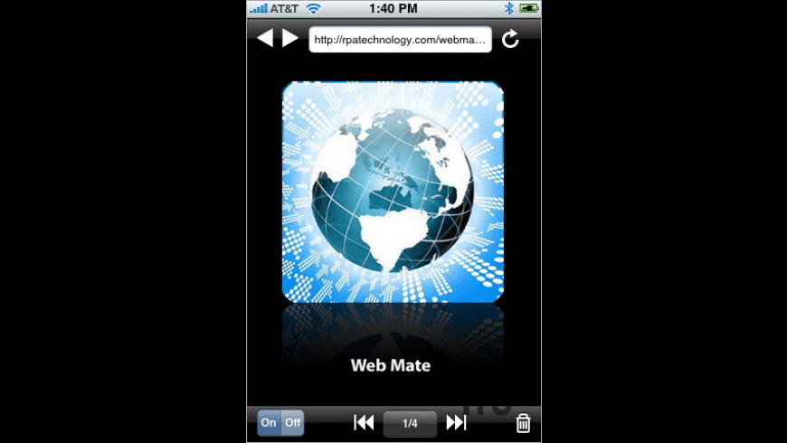 Web Mate: Tabbed Browser for Mac - review, screenshots