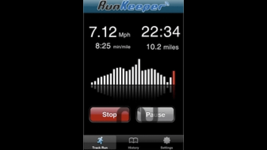 RunKeeper Pro for Mac - review, screenshots