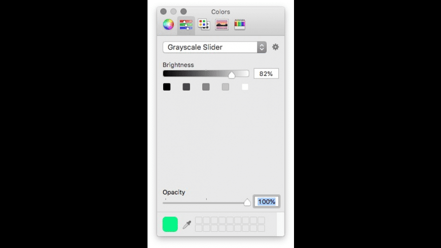 DisplayTester for Mac - review, screenshots