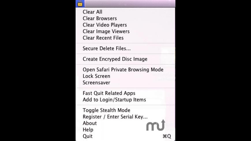 MacPrivacy for Mac - review, screenshots