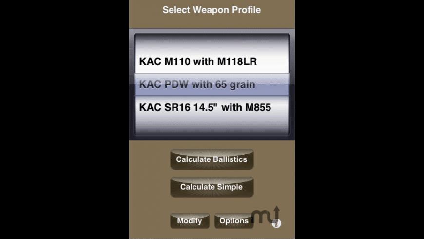 BulletFlight for Mac - review, screenshots