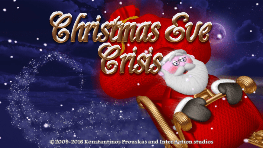 Christmas Eve Crisis for Mac - review, screenshots