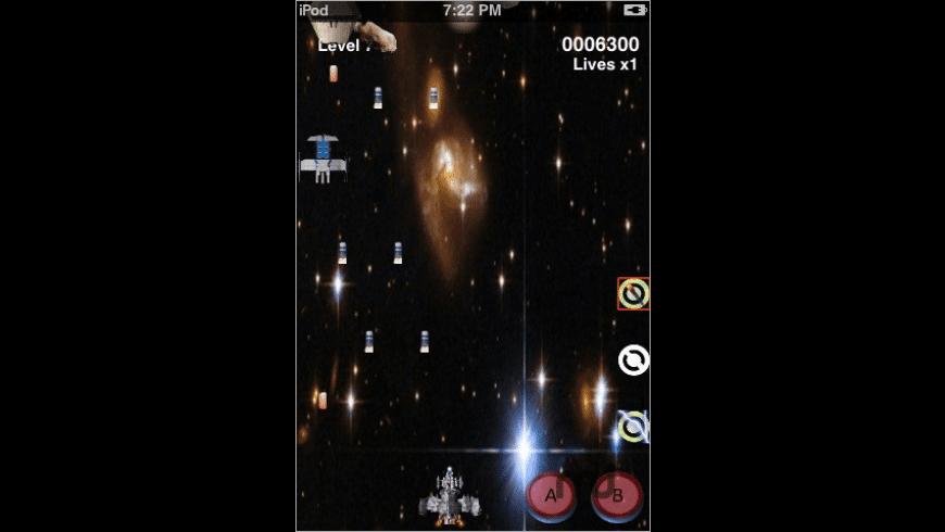 Galactic Assassin for Mac - review, screenshots