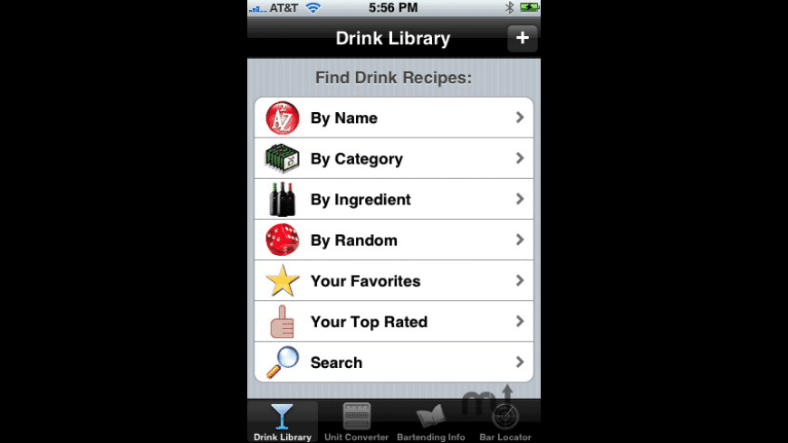 Drink Pro for Mac - review, screenshots