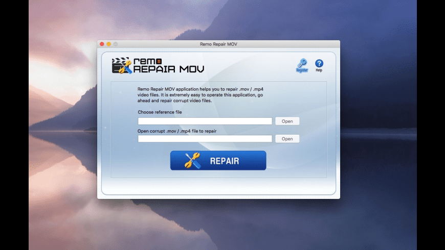 Remo Repair MOV for Mac - review, screenshots