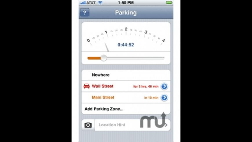 Parking App for Mac - review, screenshots