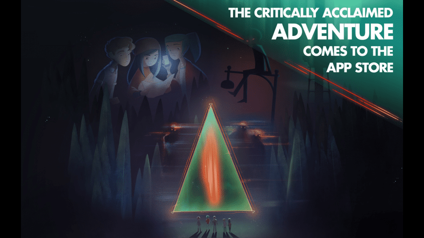 Oxenfree for Mac - review, screenshots