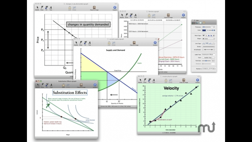 OmniGraphSketcher for Mac - review, screenshots