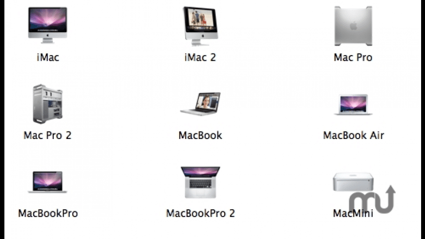 Mac Products Icons for Mac - review, screenshots
