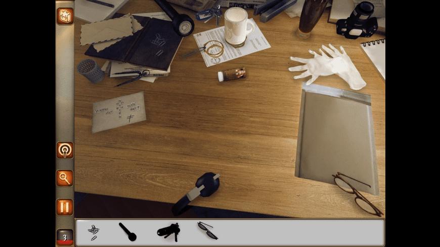 Hidden Objects - 3 in 1 - Thriller Pack for Mac - review, screenshots