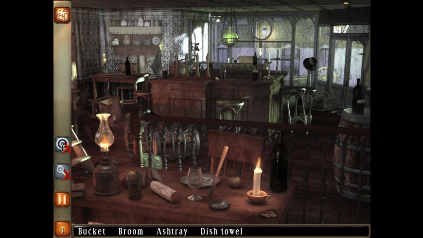 Hidden Objects - 3 in 1 - Thriller Pack for Mac - review, screenshots