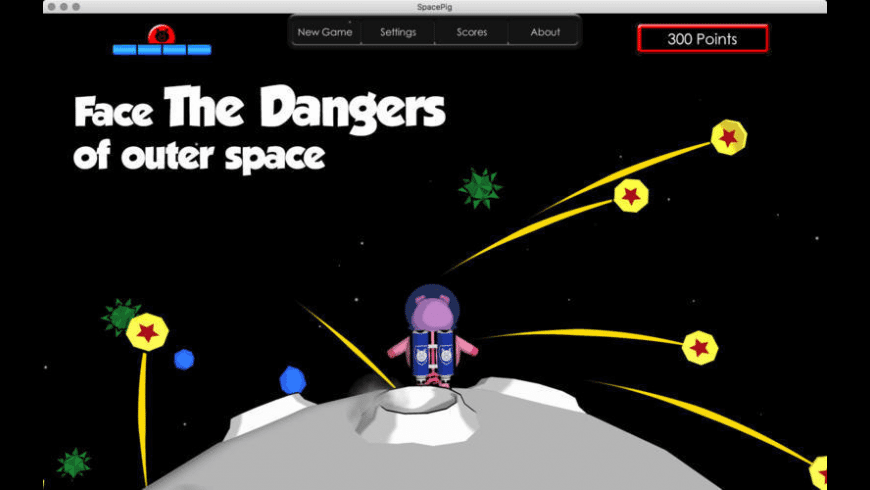 SpacePig for Mac - review, screenshots