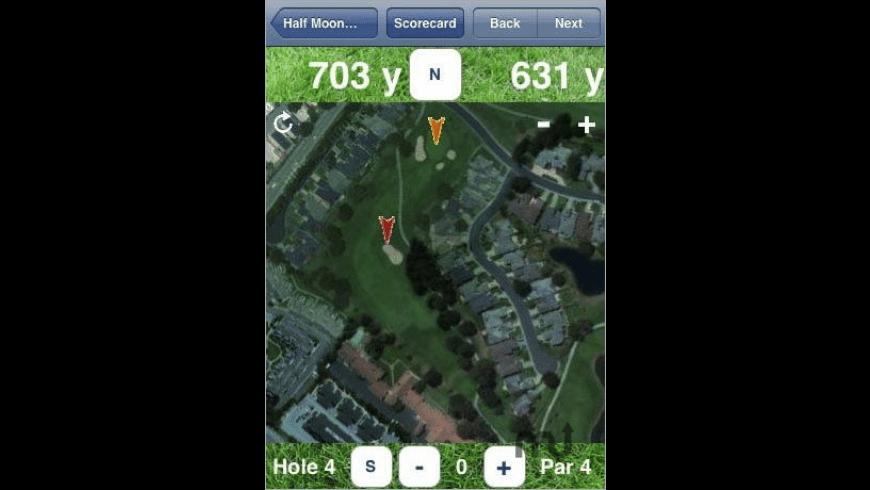 ViewTi Golf for Mac - review, screenshots