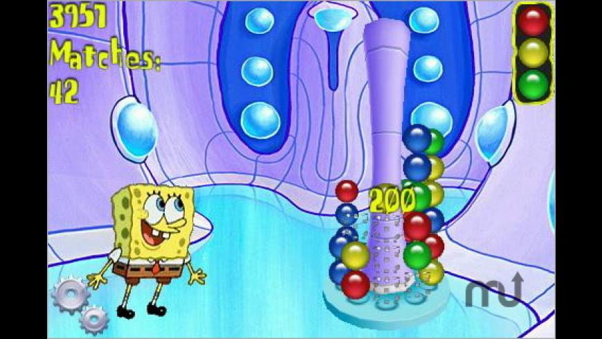 SpongeBob's Atlantis Treasures for Mac - review, screenshots