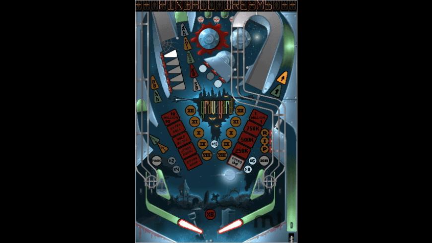 Pinball Dreaming: Pinball Dreams for Mac - review, screenshots