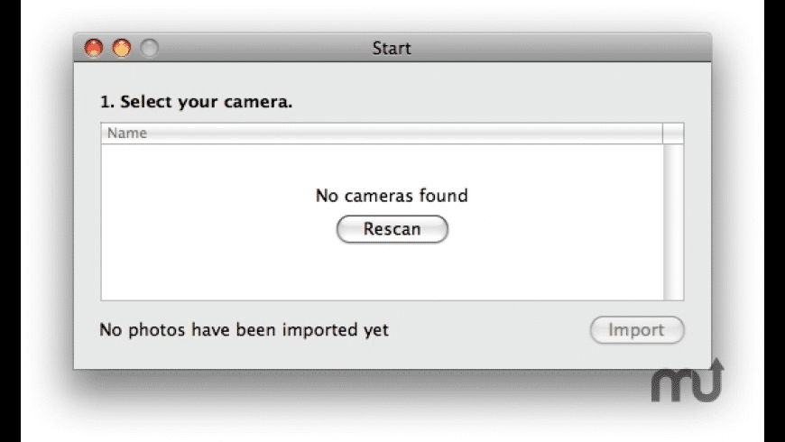 CamExtractor for Mac - review, screenshots