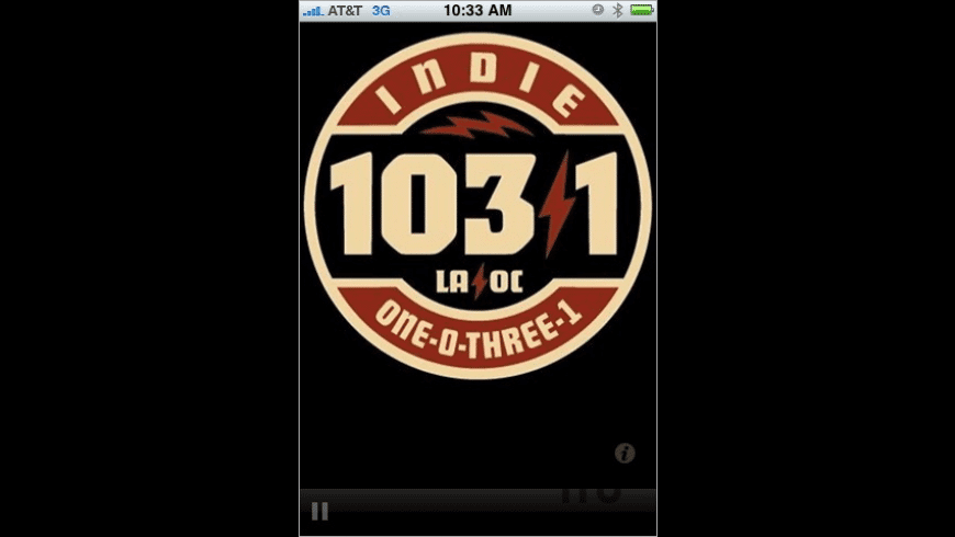 Indie 103.1 for Mac - review, screenshots