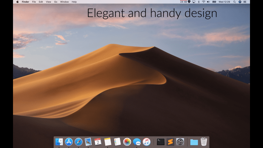 Focusey for Mac - review, screenshots