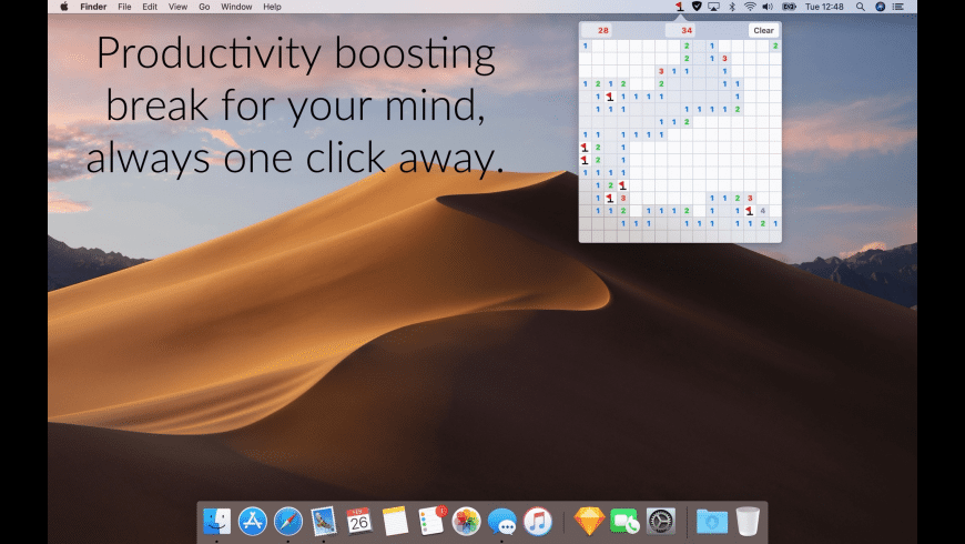 Minesweepey for Mac - review, screenshots