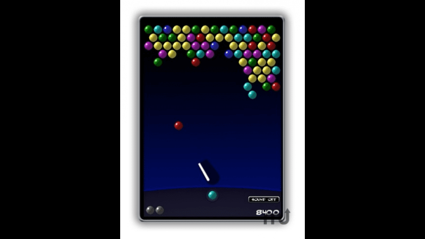 Bubble Bazinga for Mac - review, screenshots