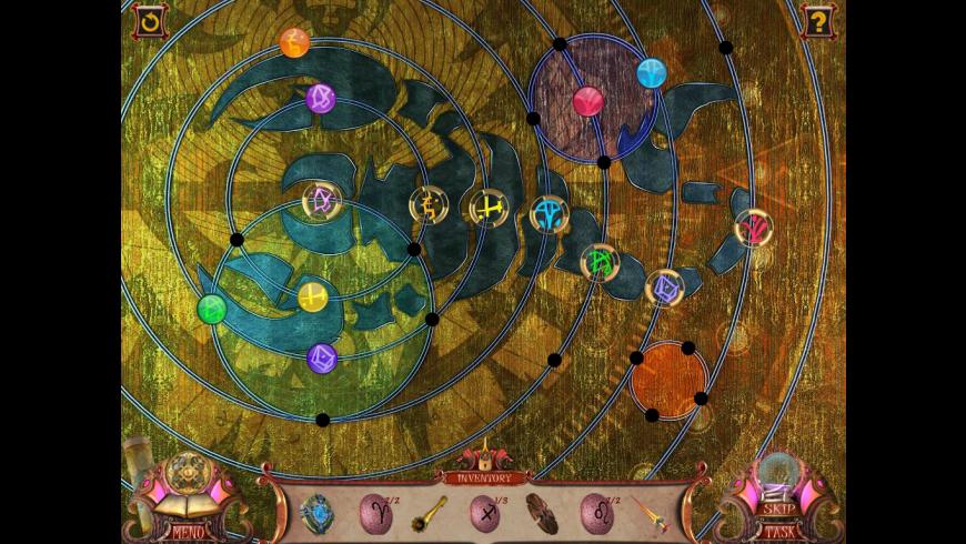 Zodiac Prophecies: The Serpent Bearer for Mac - review, screenshots