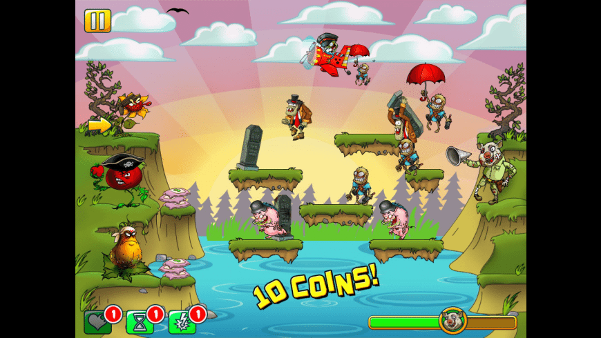 I Am Vegend - Zombiegeddon for Mac - review, screenshots