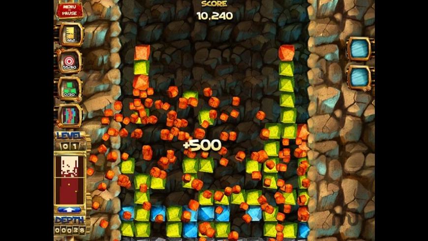 Gold Rush - Treasure Hunt for Mac - review, screenshots