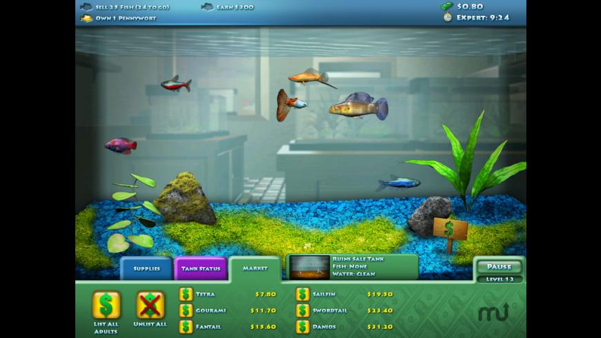 FishCo for Mac - review, screenshots