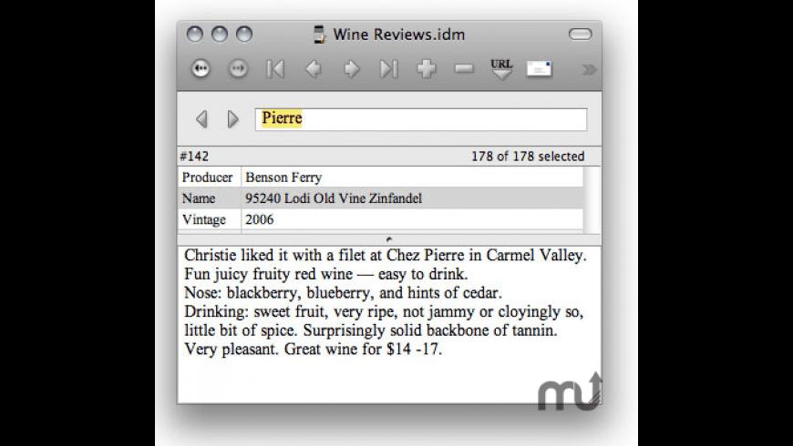 iData Lite for Mac - review, screenshots