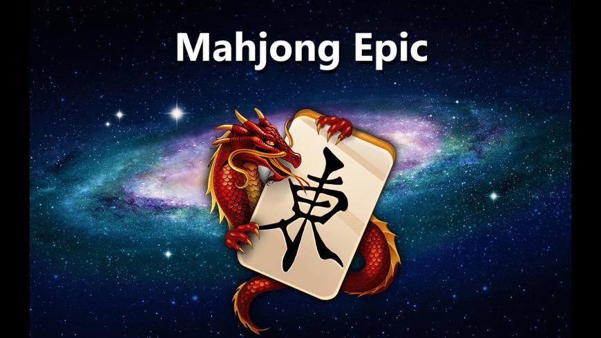 Mahjong Solitaire Epic for Mac - review, screenshots