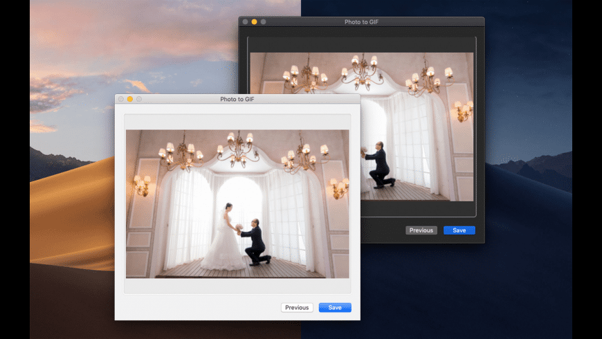 Photo to GIF for Mac - review, screenshots