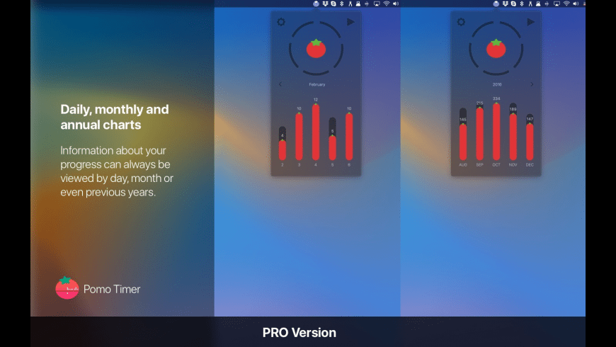 Pomo Timer for Mac - review, screenshots
