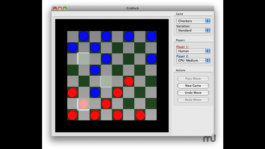 Gridlock for Mac - review, screenshots