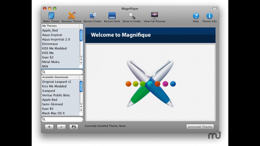 Magnifique for Mac - review, screenshots