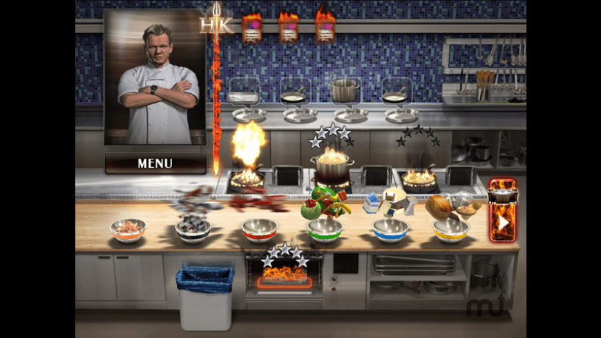 Hell's Kitchen for Mac - review, screenshots