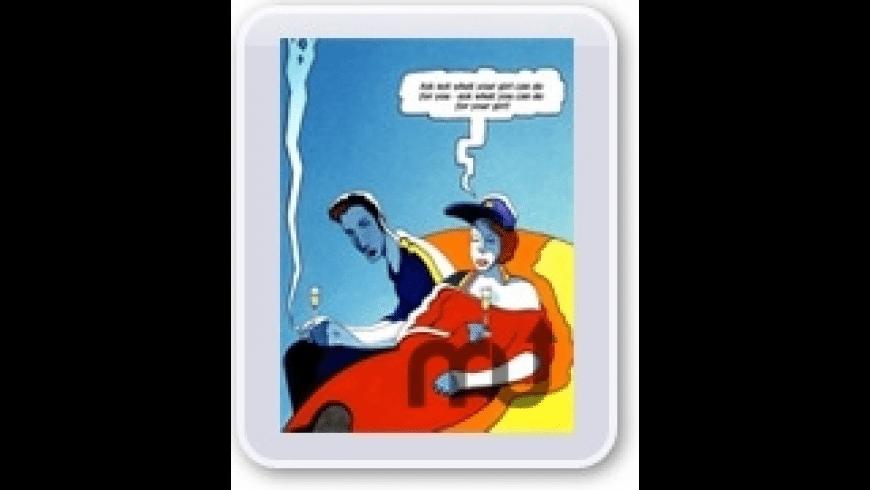 Cartoons for Mac - review, screenshots