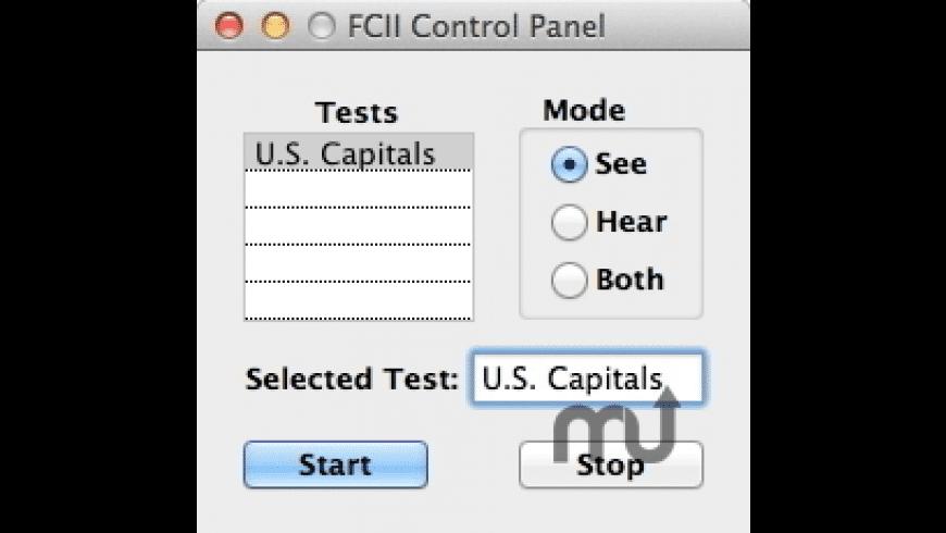 Flash Cards II for Mac - review, screenshots