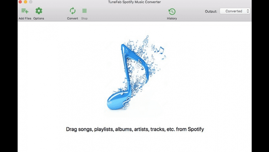 TuneFab Spotify Music Converter for Mac - review, screenshots