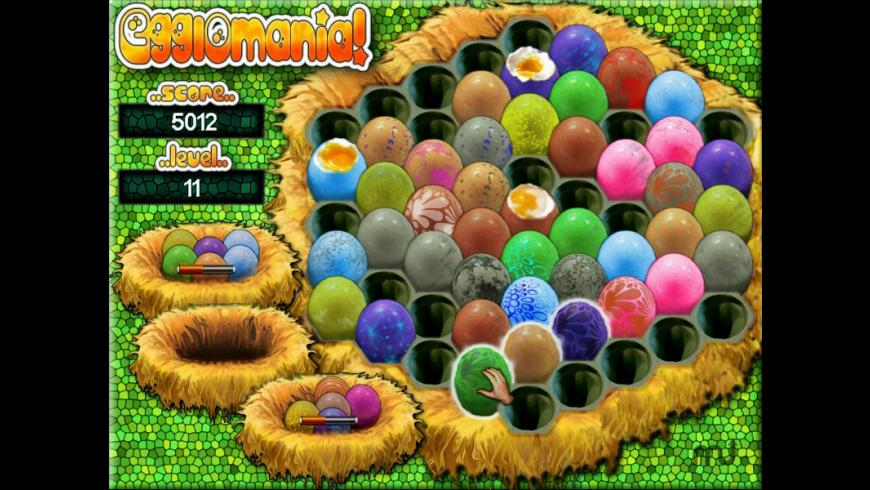Egglomania for Mac - review, screenshots