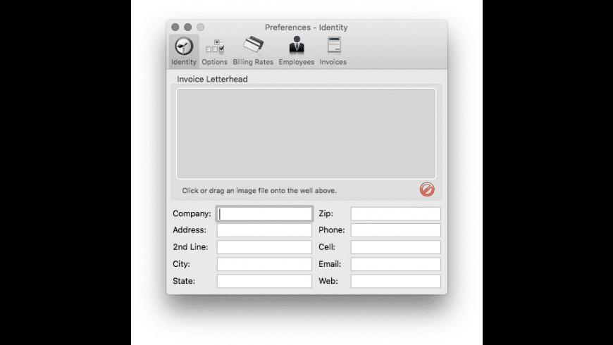 TimeNet for Mac - review, screenshots