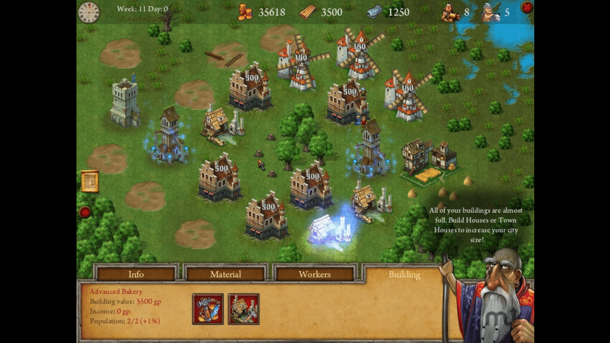Be A King for Mac - review, screenshots