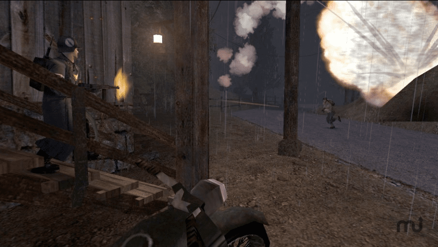 Wolfenstein: Enemy Territory for Mac - review, screenshots