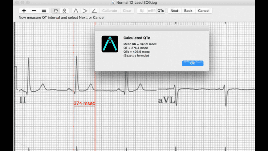 EP Calipers for Mac - review, screenshots
