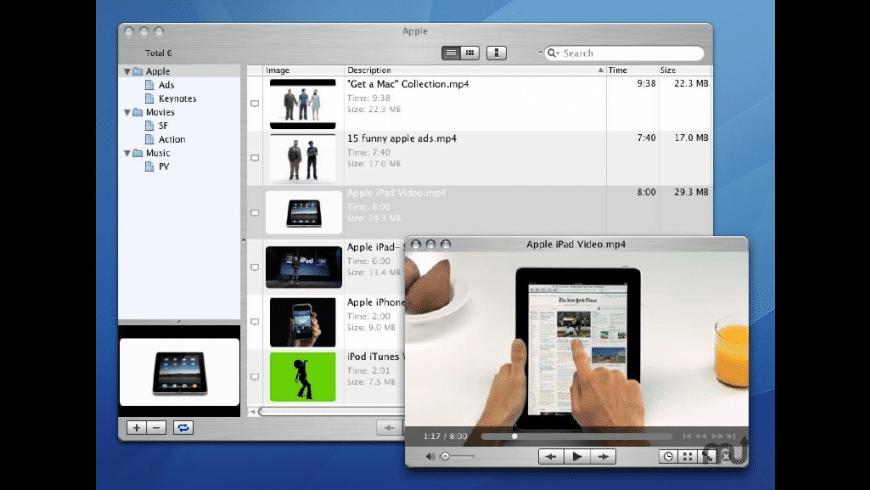 MacVideoTunes for Mac - review, screenshots