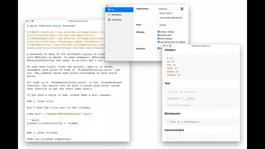 Pine for Mac - review, screenshots