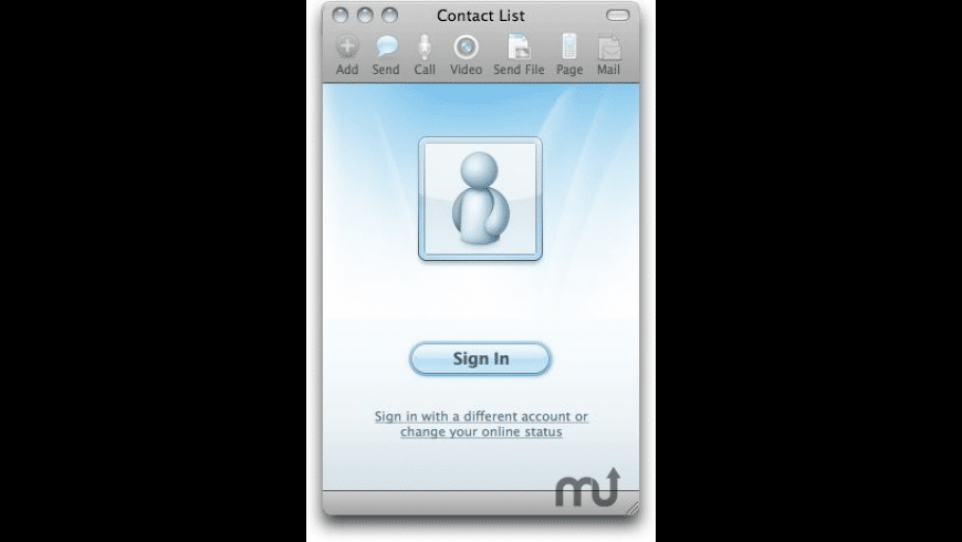 Microsoft Messenger for Mac - review, screenshots