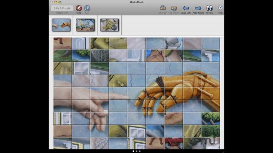 Mish-Mash for Mac - review, screenshots